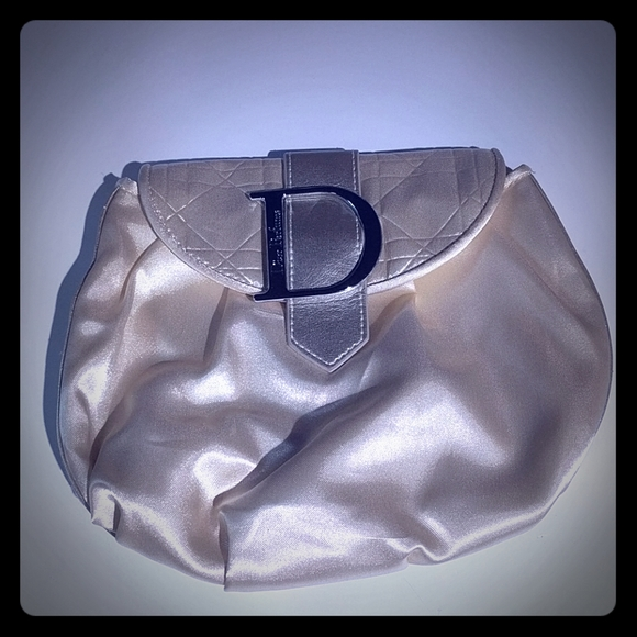 Dior Handbags - Dior Parfums Satin Pouch